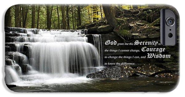 The Serenity Prayer IPhone 6s Case
