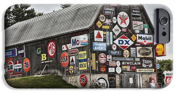 The Sign Barn IPhone 6s Case by Ricky L Jones