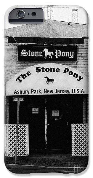 The Stone Pony IPhone 6s Case by Colleen Kammerer