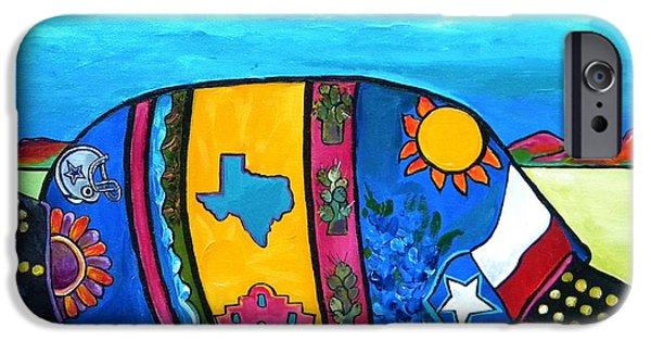 The Texas Armadillo IPhone 6s Case