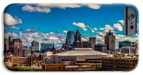 The View That Made Milwaukee Famous IPhone 6s Case by Randy Scherkenbach