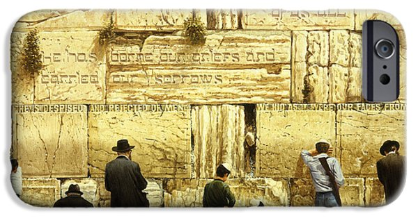 The Western Wall  Jerusalem IPhone 6s Case