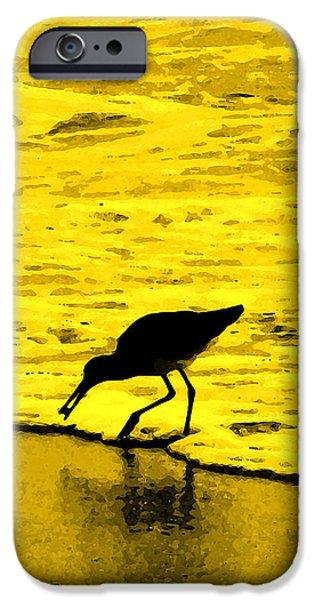 Sandpiper iPhone 6s Case - This Beach Belongs To Me by Ian  MacDonald