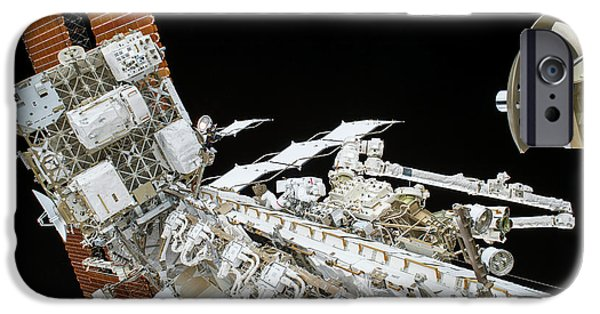 Tim Kopra's Spacewalk IPhone 6s Case