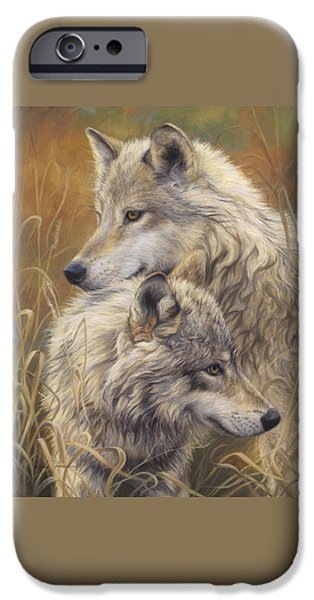 Together IPhone 6s Case by Lucie Bilodeau
