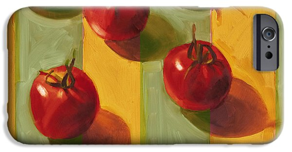 Tomatoes IPhone 6s Case by Cathy Locke