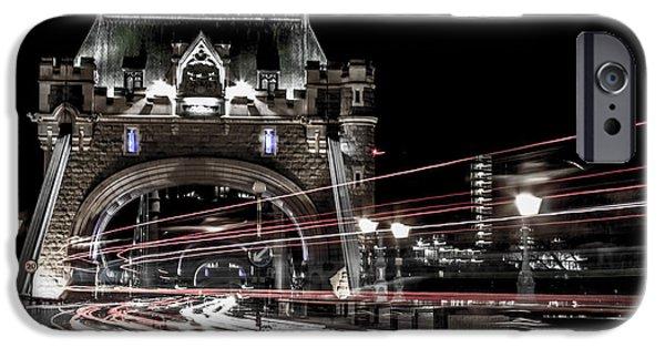 Tower Bridge London IPhone 6s Case by Martin Newman