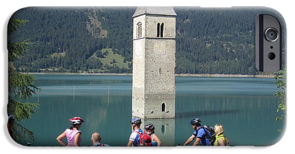 Tower In The Lake IPhone 6s Case