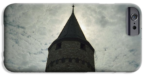 Castle iPhone 6s Case - Tower  by Juan  Bosco
