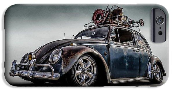 Beetle iPhone 6s Case - Toyland Express by Douglas Pittman