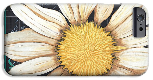 Daisy iPhone 6s Case - Tranquil Daisy 2 by Debbie DeWitt
