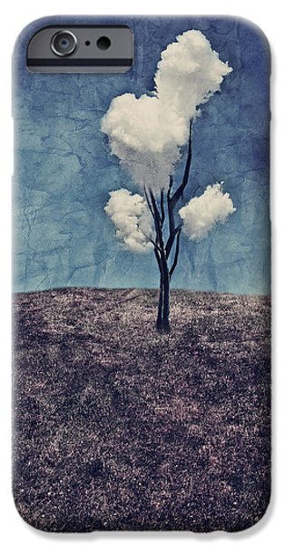 Tree Clouds 01d2 IPhone 6s Case by Aimelle