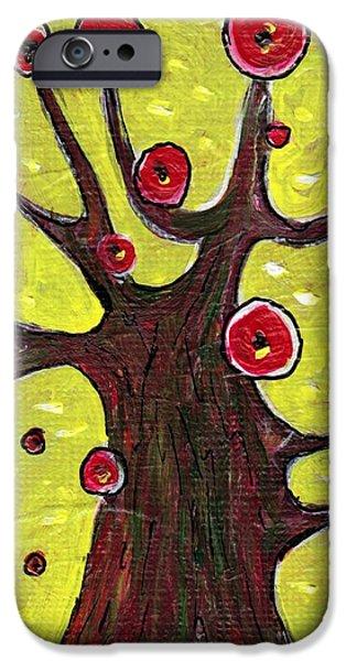 Tree Sentry IPhone Case by Anastasiya Malakhova