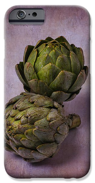 Two Artichokes IPhone 6s Case