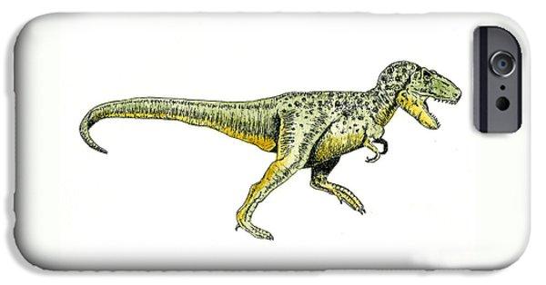 Tyrannosaurus Rex IPhone 6s Case