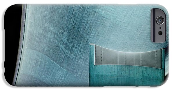 Teal iPhone 6s Case - Under The Bridge by Christina Sill??n