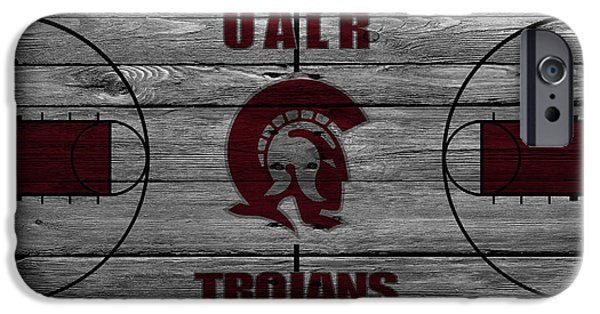 University Of Arkansas At Little Rock Trojans IPhone 6s Case by Joe Hamilton