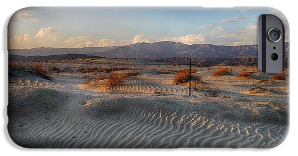 Desert iPhone 6s Case - Unspoken by Laurie Search