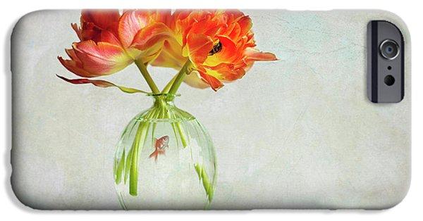 Aquarium iPhone 6s Case - Untitled by Alida Van Zaane