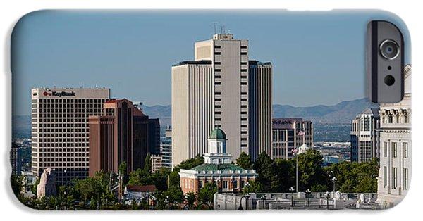 Utah State Capitol Building, Salt Lake IPhone 6s Case by Panoramic Images