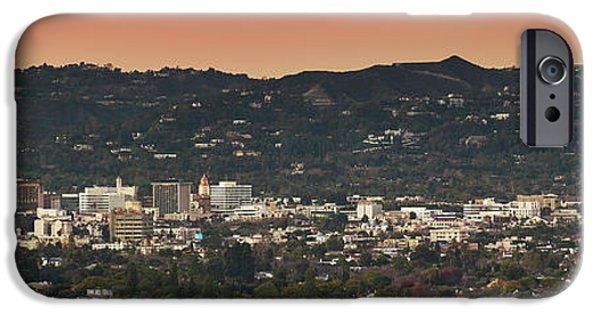 View Of Buildings In City, Beverly IPhone 6s Case by Panoramic Images