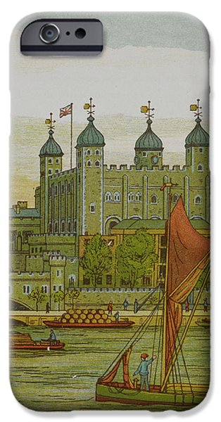 View Of The Tower Of London IPhone 6s Case by British Library