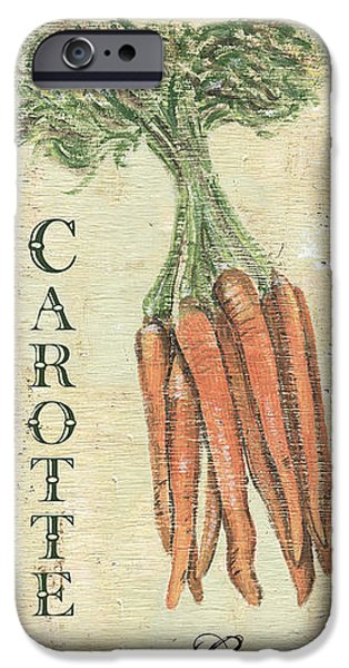 Vintage Vegetables 4 IPhone 6s Case by Debbie DeWitt