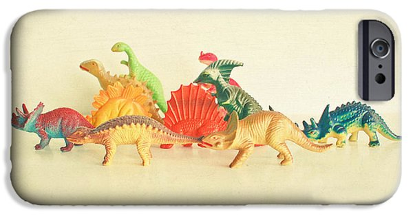 Walking With Dinosaurs IPhone 6s Case by Cassia Beck
