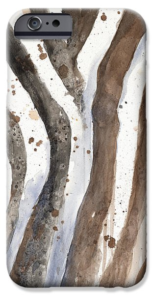 Watercolor Animal Skin II IPhone 6s Case by Patricia Pinto