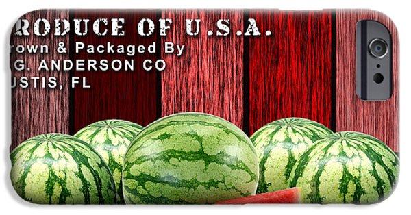 Watermelon Farm IPhone 6s Case