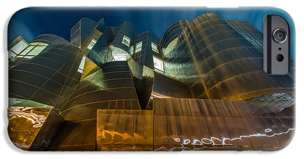 Weisman Art Museum IPhone 6s Case by Mark Goodman