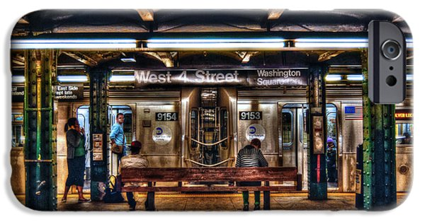 West 4th Street Subway IPhone 6s Case