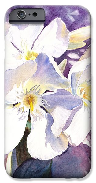 White Oleander IPhone 6s Case
