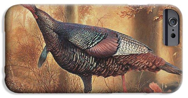 Wild Turkey IPhone 6s Case