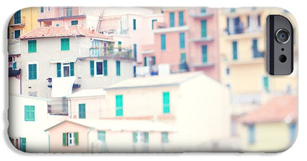 Windows Of Cinque Terre Italy IPhone 6s Case by Kim Fearheiley