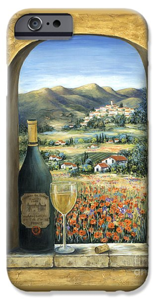 Wine And Poppies IPhone 6s Case