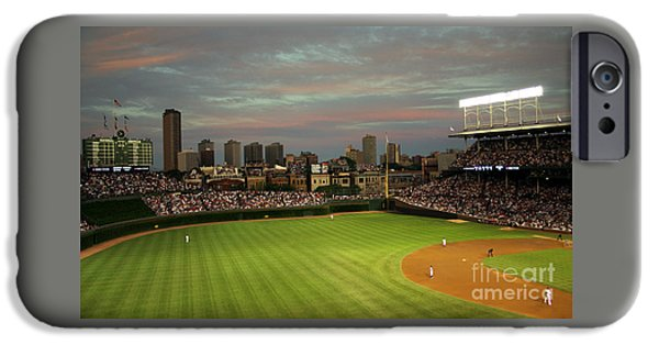 Wrigley Field At Dusk IPhone 6s Case