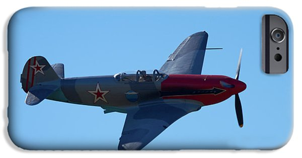 Yakovlev Yak-3 - Wwii Russian Fighter IPhone 6s Case by David Wall