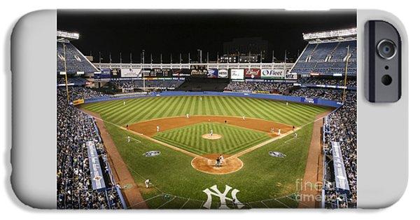 Yankee Stadium iPhone 6s Case - Yankee Stadium by Chuck Spang