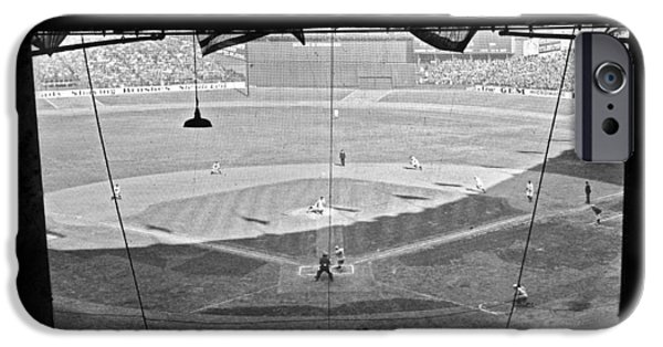 Yankee Stadium Grandstand View IPhone 6s Case by Underwood Archives