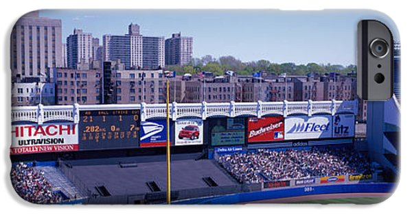 Yankee Stadium Ny Usa IPhone 6s Case by Panoramic Images