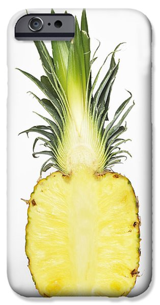 Pineapple Ananas Comosus IPhone 6s Case by Matthias Hauser
