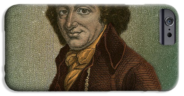 Thomas Paine, American Patriot IPhone Case by Photo Researchers