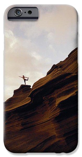Yoga iPhone 6s Case - Yoga At Sunrise by Dana Edmunds - Printscapes
