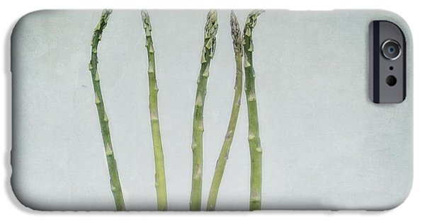 A Bunch Of Asparagus IPhone 6s Case by Priska Wettstein