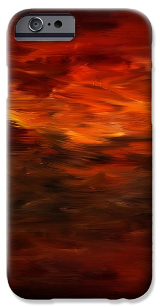 Autumn's Grace IPhone 6s Case