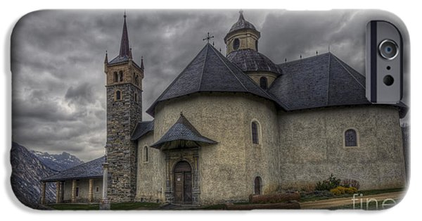 Baroque Church In Savoire France 6 IPhone 6s Case