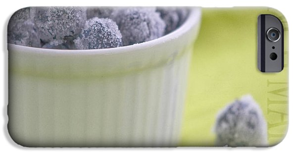 Blue Berry iPhone 6s Case - Blueberries by Juli Scalzi