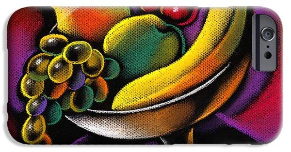 Fruits IPhone 6s Case by Leon Zernitsky