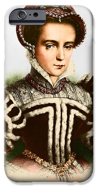 Mary I, Queen Of England And Ireland IPhone 6s Case by Omikron